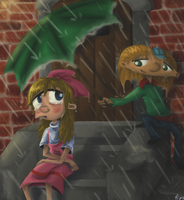 Shelter by ceriselioness