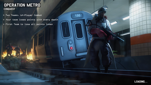 Operation Metro: 2017 by Cpt-Sourcebird