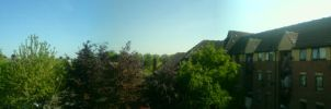 Panorama Flat View by The-Justified-Poet