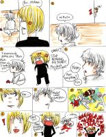 Redo: Mello VS Near by silenceofdark