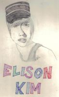 Eli in pencil AND PEN by ParkAL