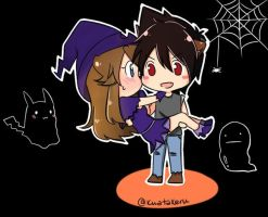 [Halloween 2014] Luckyshipping by ashred252