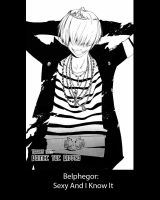 Belphegor: Sexy And I Know It by E-M-E-R-L