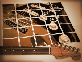 Stevie Ray Vaughan A TRIBUTE by ibanezcollector
