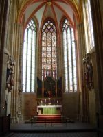 Altar of Meissen cathedral by Arminius1871