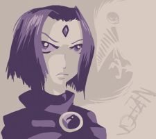 raven (old) by Shalmons