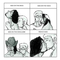 kiss MEME_the Losers by LadyNorthstar