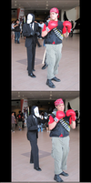COSFEST X - The Back Attack by NeoVersion7