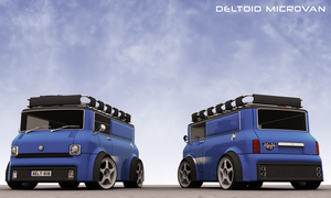 DELTOID MICROVAN by deltoiddesign