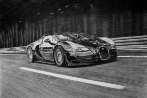 Bugatti Veyron 16.4 grand sport by long-haired-lady