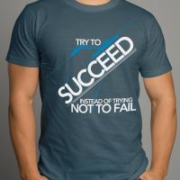 Try To Succeed Design 01 by Click-Art