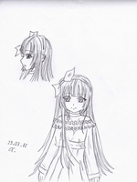Lacri's old drawing //3 by LacriChan