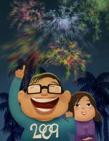 Happy New Year 2009 by southercomfort