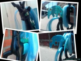 Chrysalis Brushable Repaint - Angles by NerdyMind