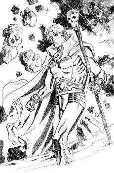 Adam Warlock by deankotz