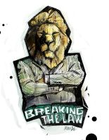 breaking the law by alblas---timms