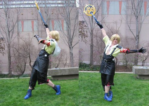 Tidus - Learning the Sending by Ruet-Beer