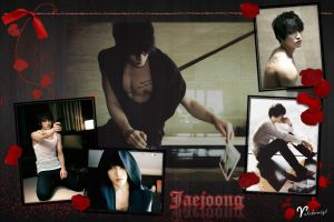 Hero Jaejoong Killer Wallpaper by valchemizt