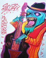 Jazz and Blues by barbosaart