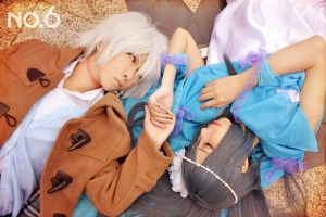 NO.6: Nezumi+Shion by Ray-DDDDD