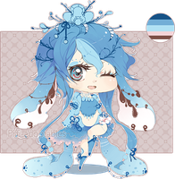 [CLOSED] ADOPT Auction 09 - Kemelith species 02 by Piffi-adoptables