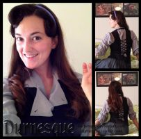 How to: Briar Rose Hair by Durnesque