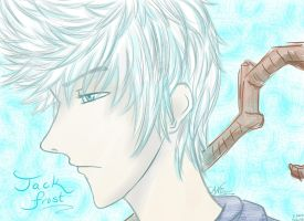 Jack Frost: ROTG by Ncproductionsrule
