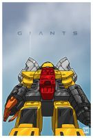 Giant - Omega Supreme by DanielMead
