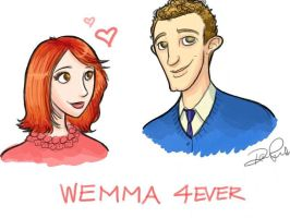 Glee: Will and Emma by dawningsun