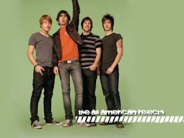 The All-American Rejects by situff
