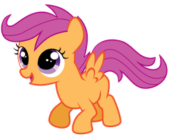 Scootaloo by Chiko997