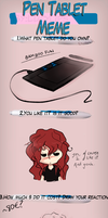 Pen Tablet Meme by Endber