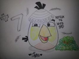 15 Days of Angry Birds New Year: Day 7 by MeganLovesAngryBirds