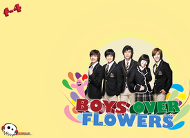 Boys Over Flowers by Momage