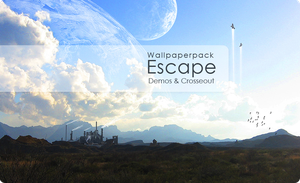 Escape WP Pack by DemosthenesVoice