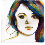Norah Jones by VanessaWeuffel