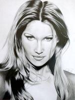 LAETITIA CASTA by stars-art