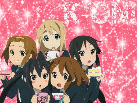 K-on wallpaper by firemaster96