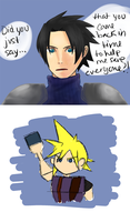 FFVII: Time Travel is addictive by bad-exposition