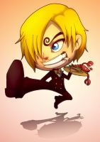 Sanji from One Piece Collaboration by MatsuoAmon