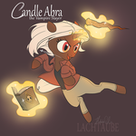 Candle Abra as Buffy by Lachtaube