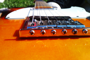 My guitar by TomRolfe