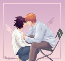 Angels XD by Lawliet-san