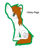 Haley-Page for hallethefox by terrorisnear