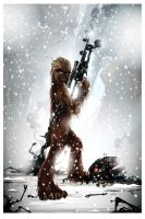Chewie by ChasingArtwork
