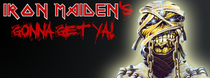 Iron Maiden Facebook Cover by RKdesigns