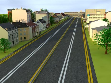 my own project 'HIGHWAY911' by Memphiz-3D