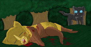 Chestnutoaks death by TheHufflepuffCat