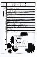 contents page by nickini