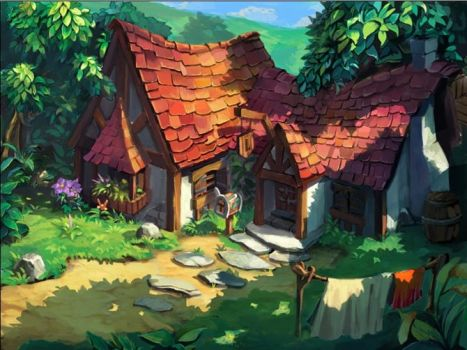Home by phoenix-feng
